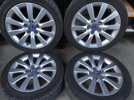 Genuine Audi alloy wheels fit vag cars 5/112