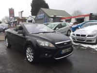 2008 Ford Focus 2.0 Convertible.