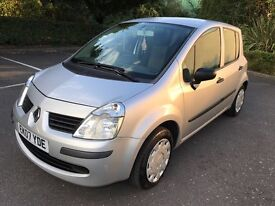 2007 RENAULT GRAND MODUS 1.4 (((REDUCED TO CLEAR)))
