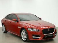 Jaguar XF R-SPORT (red) 2016-12-28