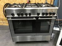 reconditioned Kenwood 900 range