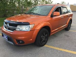 2011 Dodge Journey R/T / leather / sunroof / bluetooth
