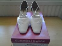 Rainbow Club Flower Girl Shoes size 1