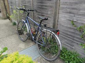 Hybrid Trek 7.5FX Bicycle: