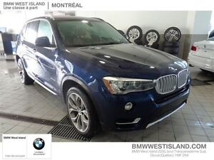 2015 BMW X3 xDrive28d PREMIUM ENHANCED PKG