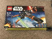Lego Star Wars - Poe's X-Wing Fighter