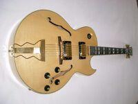 Ibanez Model 2335 Jazz electric guitar - Japan - '70s - Gibson ES 175 homage - Lawsuit era