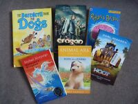 5 childrens books for sale