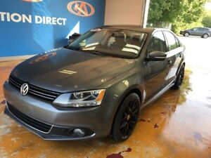 2014 Volkswagen Jetta 2.0 TDI Highline HIGHLINE/ HEATED LEATH...