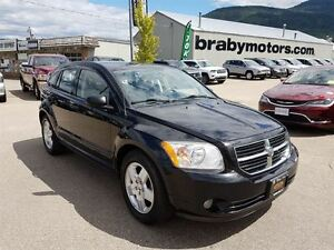 2009 Dodge Caliber SXT Automatic, A/C, Keyless Entry