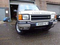 X LAND ROVER DISCOVERY TD5 DIESEL 2.5,4X4,7 SEATER,MOT NOV 017,2KEYS, RELIABLE 4X4,GREAT WORK HORSE