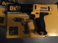 Dewalt 10.8v drill brand new !!!