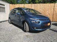 NEW MODEL DEC 2013 CITROEN GRAND C4 PICASSO 1.6 HDI AIRDREAM 7 SEATER MPV (ford vauxhall volkswagen)