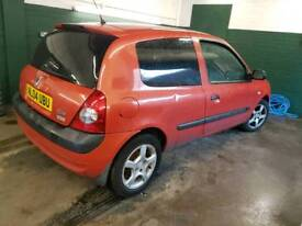 Renault Clio 1.5Dci Reduced for Quick Sale