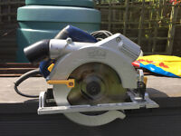 CIRCULAR SAW - PERFECT WORKING ORDER - VERY CHEAP