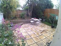 2 Large Double Rooms in friendly house-share