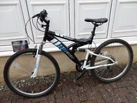 Raleigh Mountain Bike - Full Suspension