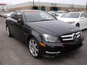 2012 Mercedes-Benz C350 C350-PANO-NAVIGATION