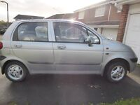 Low mileage, good run around or first time car - reliable