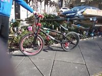 2 x BMX bikes for sale, age 8 to 13 years - excellent condition
