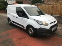 2014 14reg Ford Connect Crew Cab 1.6 Tdci White Good runner