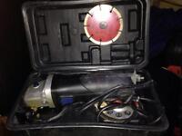 Nupower angle grinder