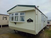 Well Maintained DG/CH Caravan Sited on the North Wales Coast !!