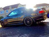 2006 BMW E46 318Ci Convertible w/Hardtop Leather M Sport Black LOW MILEAGE!!!! Great Spec!!!