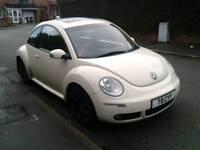 2007 vw beetle (facelift)