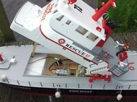 Fire Rescue Boat 17 complete! great condition.