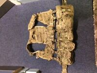 JAY JAY Military assault vest