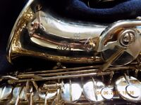 New Alto Saxophone Jupiter Jas 500 with new case
