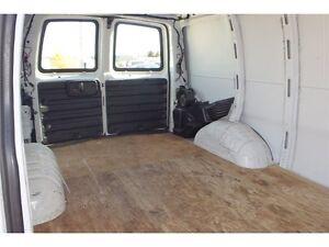 2015 GMC Savana Cargo Van, 4.8L Vortec V8 Gasoline, 27,178 KM Edmonton Edmonton Area image 11
