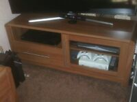 SIDEBOARD LARGE £100 TV UNIT £80 COFFEE TABLE £45