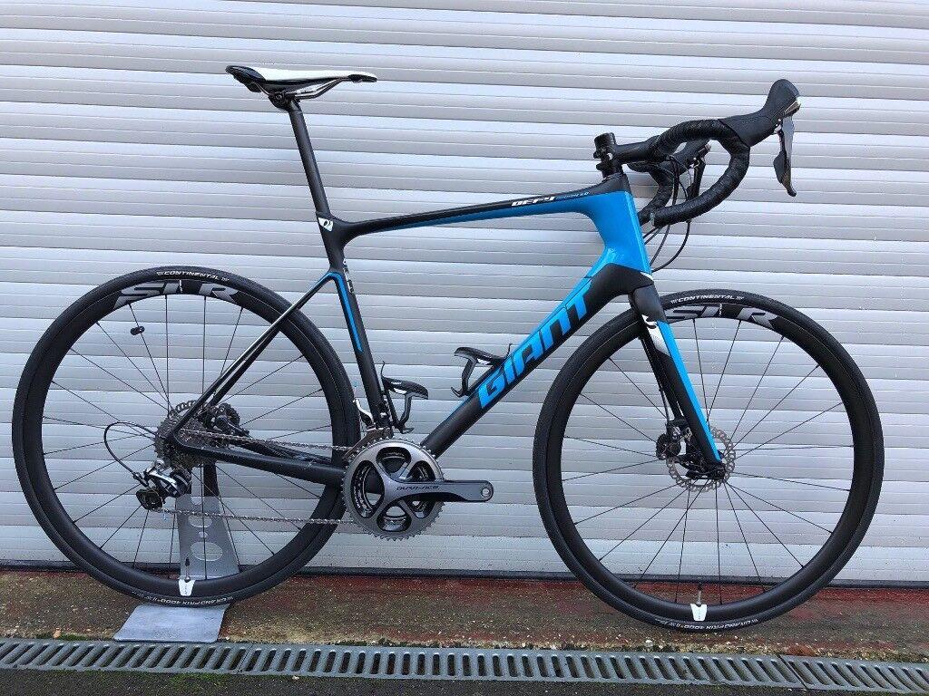 Giant DEFY ADVANCED PRO 0 2016 disc L (large) road bike
