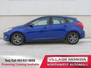 2014 Ford Focus SE | No Accidents |