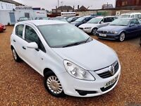 Vauxhall Corsa 1.3 CDTi 16v Life 5dr, REVERSE PARKING SENSORS, FSH, HPI CLEAR, LONG MOT, P/X WELCOME
