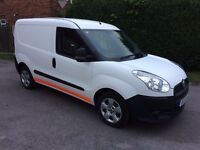 Immaculate Fiat Doblo 2011, 1 Owner, MOT May 2017