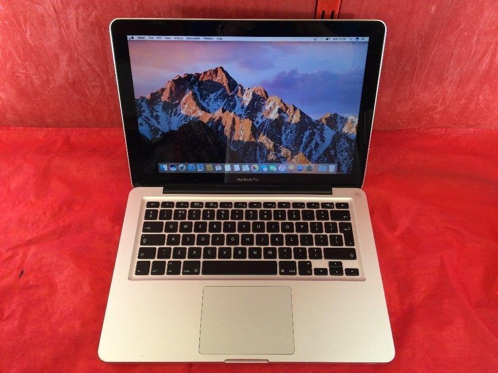 Macbook Pro 13 inch A1278 2 3GHz Intel Core i5 4GB RAM 500GB 2011 +  WARRANTY, NO OFFERS - L660 | in Leyton, London | Gumtree