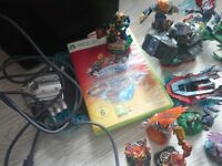 Huge skylanders bundle approx 50