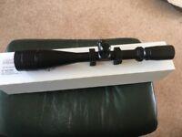Light Steam rifle scope