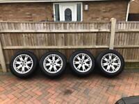 Range Rover Evoque Alloy Wheels