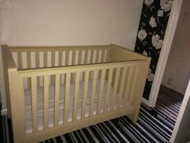 Kub toddler cot bed very heavy and big expensive