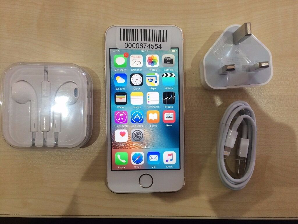 IPHONE 5S GOLD/ UNLOCKED32 GB/ VISIT MY SHOPGRADE A1 YEAR WARRANTYRECEIPTin Manor Park, LondonGumtree - IPHONE 5S GOLD unlocked and Grade A condition. This phone working perfectly and has the memory of 32 GB. The phone is like new and ready to use. COMES WITH 1 YEAR WARRANTY VISIT MY SHOP. 556 ROMFORD ROAD E12 5AD METRO TECH LTD. (Right next to Wood...