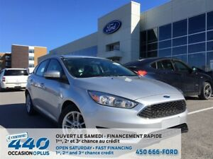2015 Ford Focus SE | 8 PNEUS, DÉMARREUR À DISTANCE, BLUETOOTH