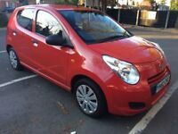2012 Suzuki Alto 1.0 SZ3 , 5dr, Long MOT, ZERO ROAD TAX