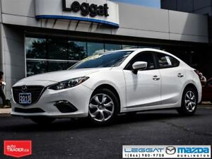 2015 Mazda MAZDA3 AUTOMATIC BLUE TOOTH