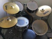 Pace CB Drum Set