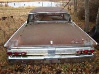 MERCURY METEOR 1964 NOT RUNNING for years