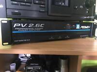 Peavey PV 2.6C power amp